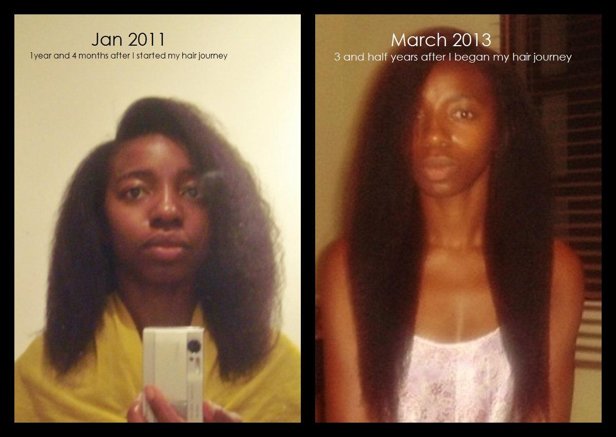 how to start a healthy natural hair journey