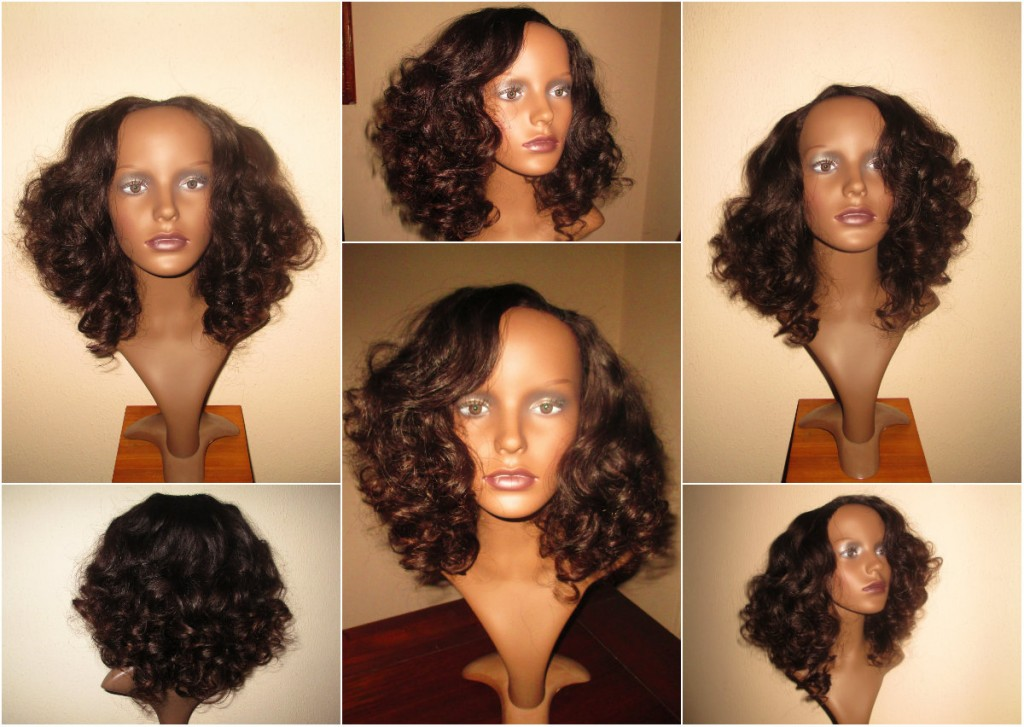 Custom Made wig for TA 2