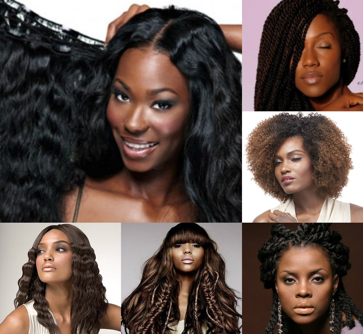 Hair care whilst wearing extensions the pros and cons of hair braids and weaves pmusecretfo Images