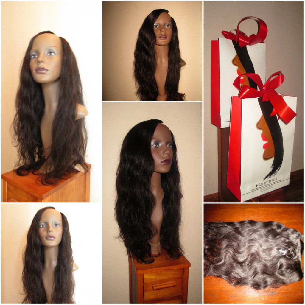 Custom made wig for TA