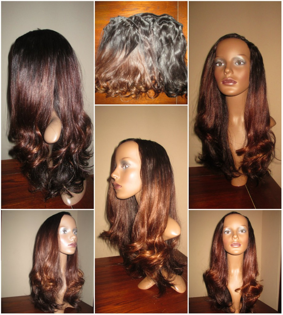 Custom wig for NN