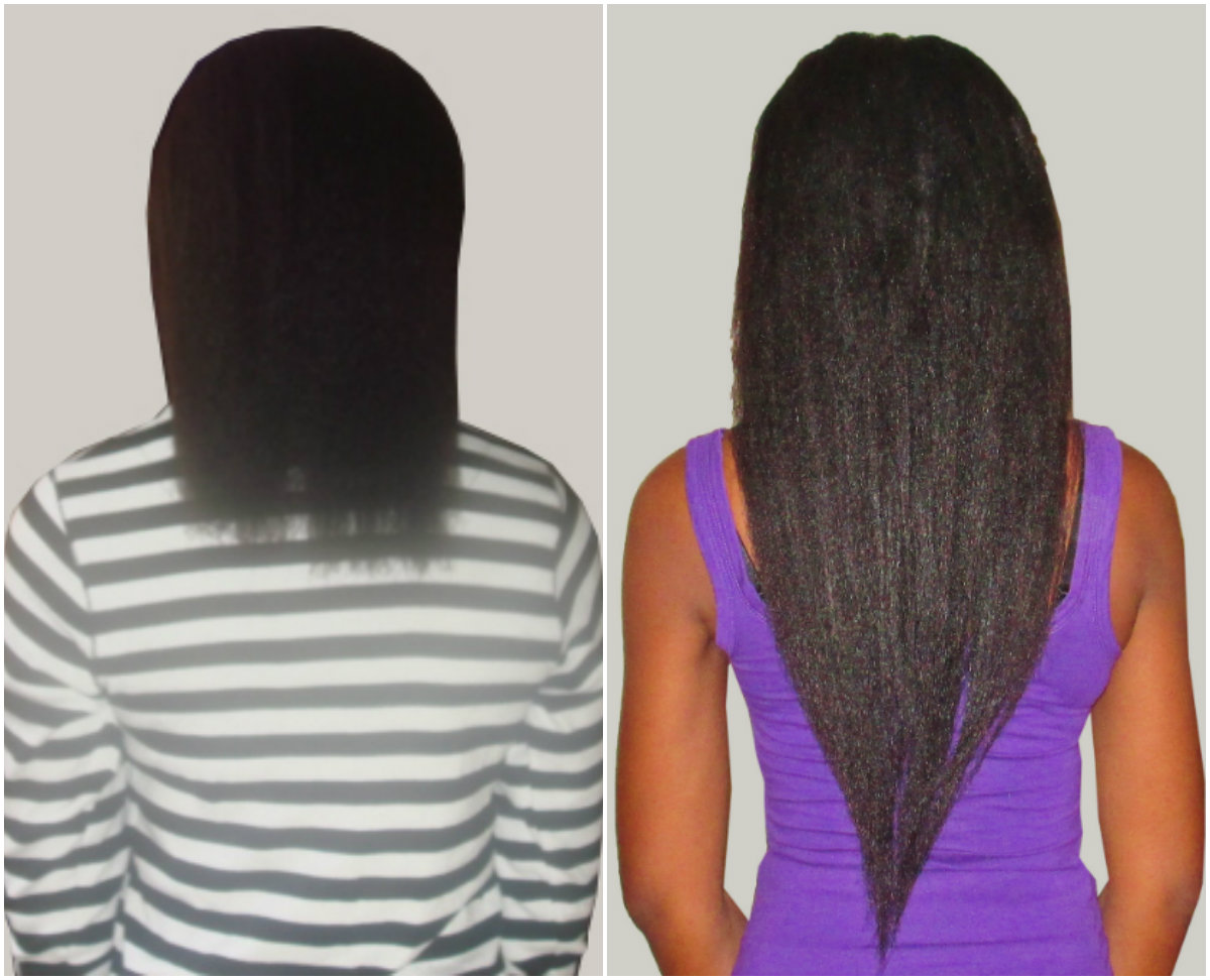 growing beyond shoulder lenght rehairducation
