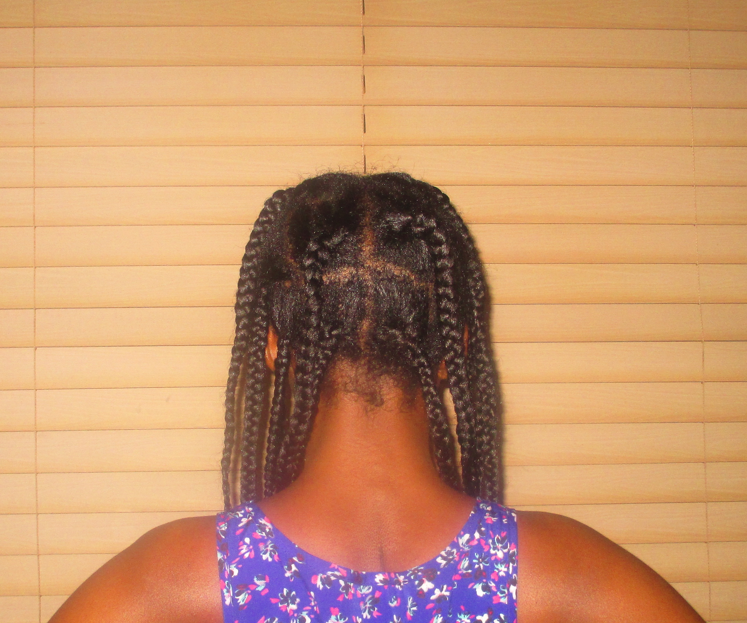 How I Wash My Hair In Braids Rehairducation