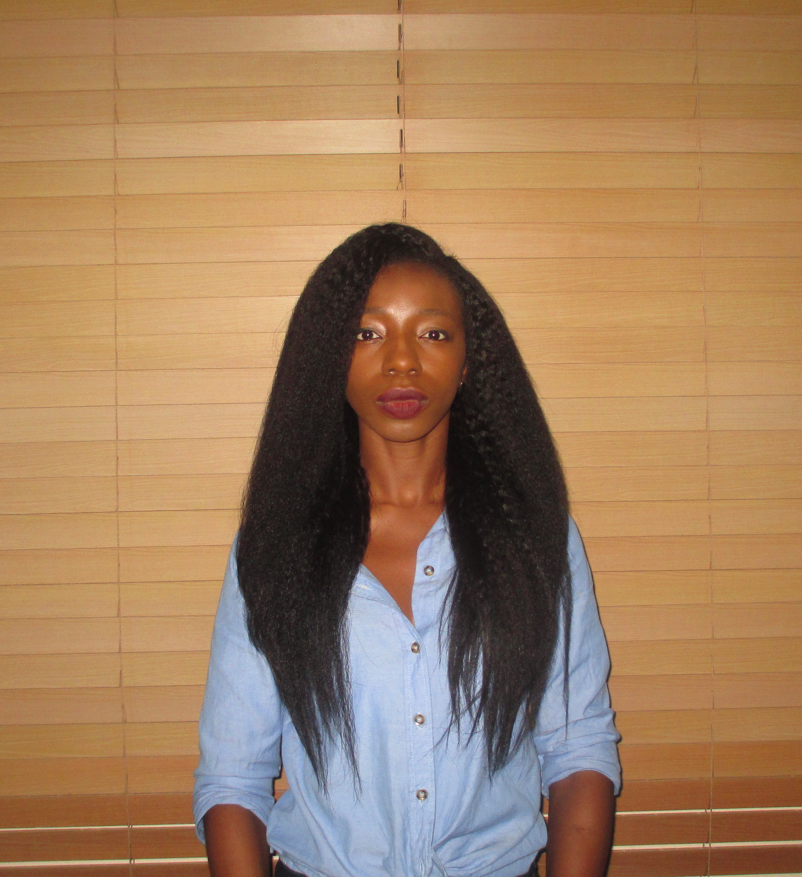 My New Texlaxed Wig My First Impression Of Textured Hair Extensions