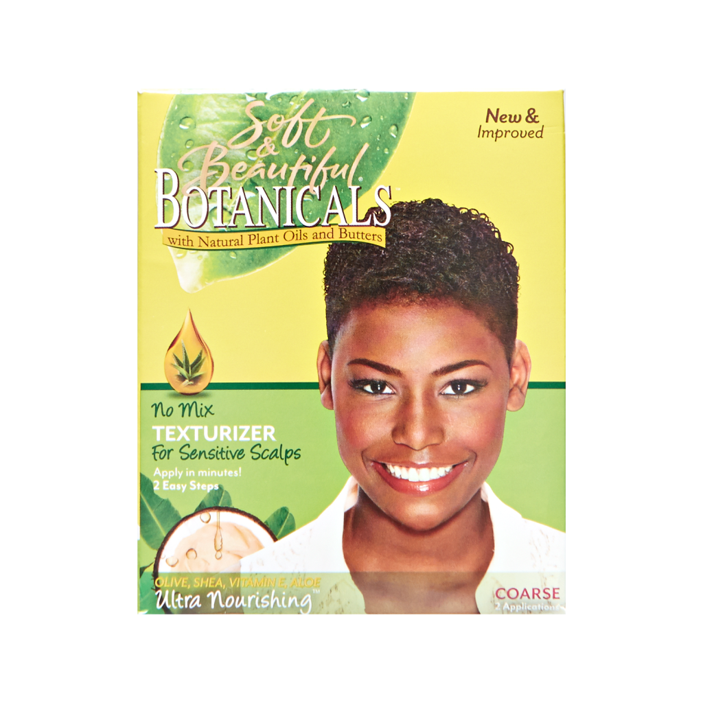 Putting A Texturizer On Natural Hair