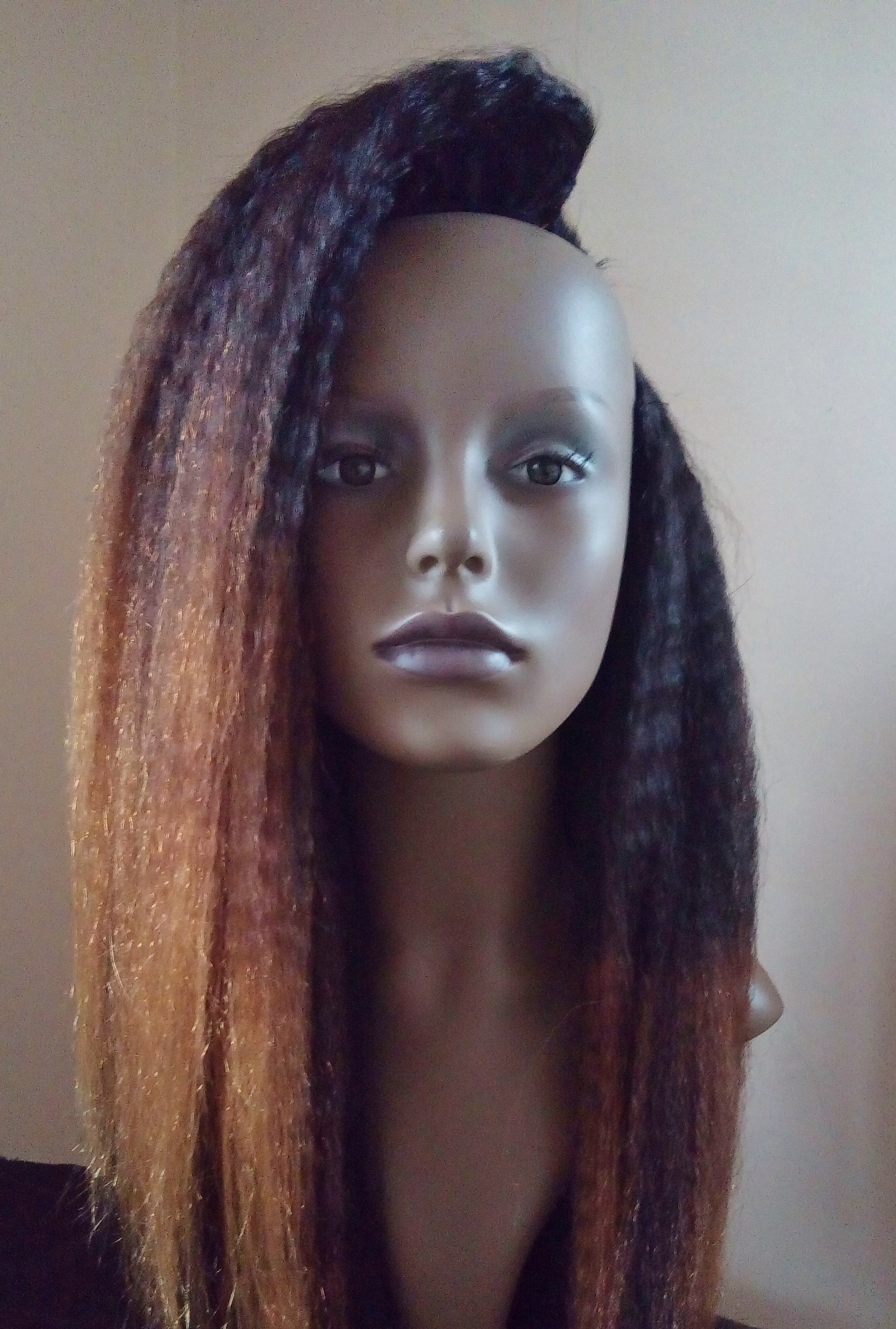 Wigs Rehairducation