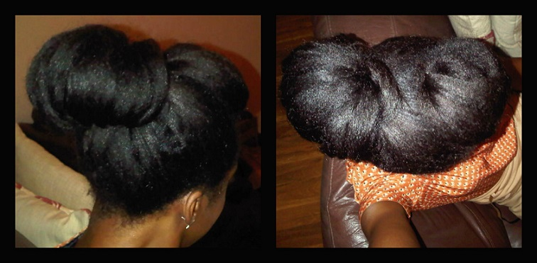 protective styles for relaxed shoulder length hair protective hairstyles for medium length relaxed hair 4246